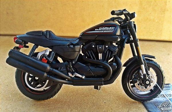 Harley Davidson XR 1200X 2011 -  ESCALA 1/18 - 12 CM