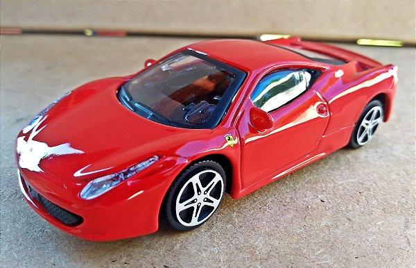 Ferrari 458 Itália - Escala 1/43 11 CM