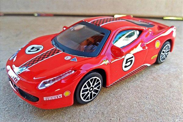 Ferrari 458 Challenge - Escala 1/43 11 CM