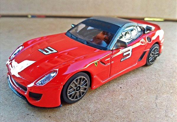 Ferrari 599 XX - Escala 1/43 11 CM
