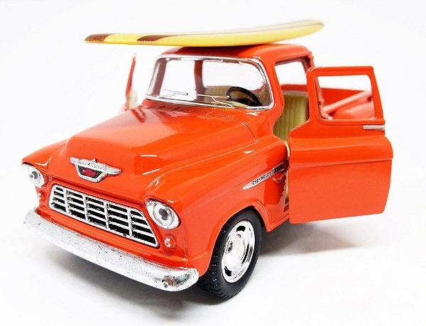Chevrolet 3100 1953 Vermelho - Escala 1/32 - 12 CM