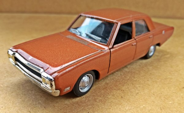 Dodge Dart - ESCALA 1/38 - 11 CM