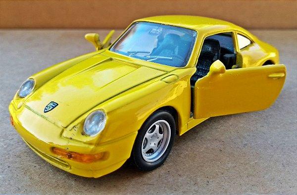 Porsche 911 Carrera - Escala 1/36 11 CM