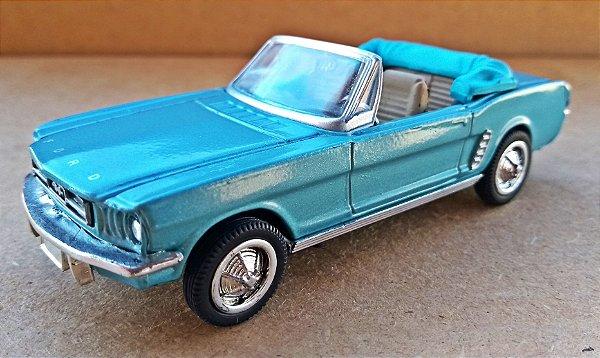 Ford Mustang Conversível  1964- Escala 1/43 - 10 CM