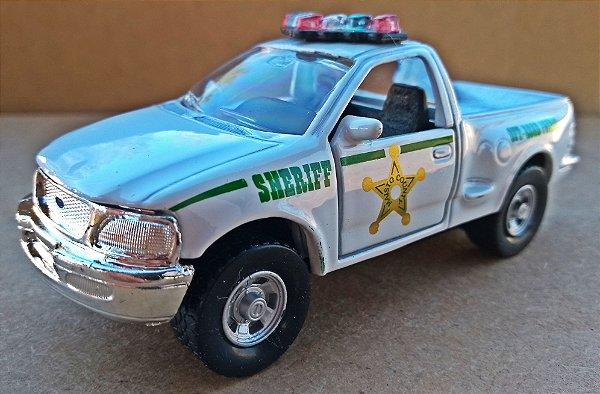 Ford F-Series Sheriff - Escala 1/46 11 CM