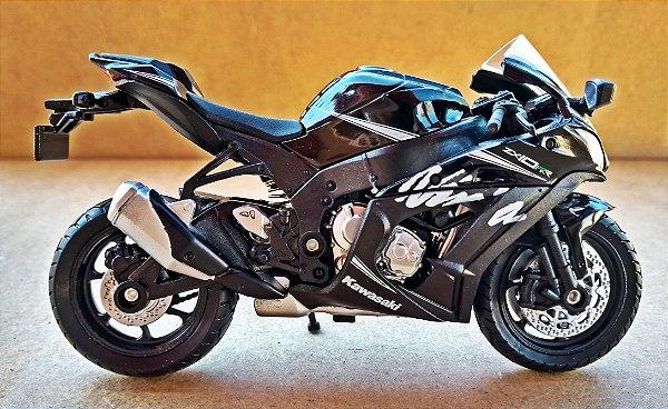 Kawasaki Ninja ZX RR - ESCALA 1/18 - 12 CM