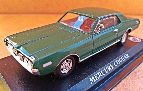 Mercury Cougar - ESCALA 1/43 - 10 CM