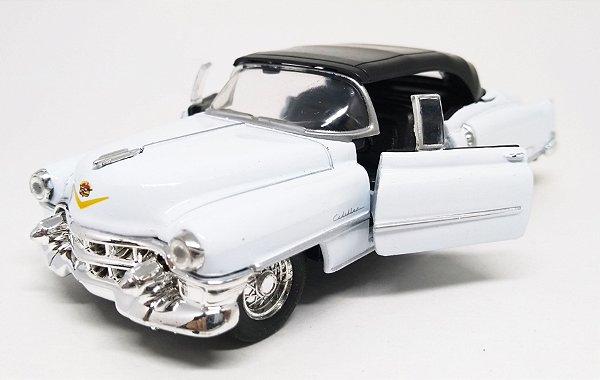 Cadillac Eldorado 1953 Branco - Escala 1/43 - 13 CM