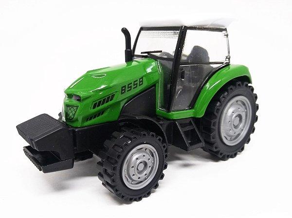 Trator Verde - Escala 1/43 - 11 CM