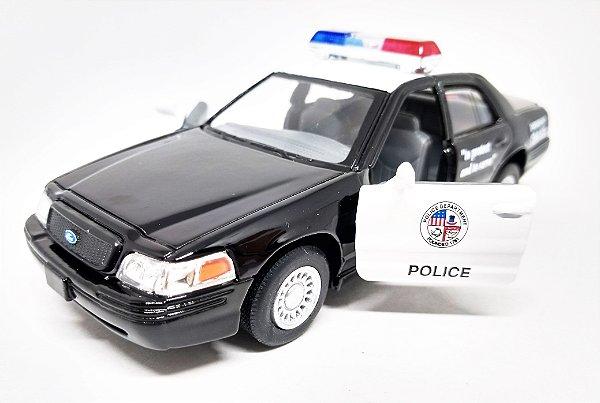 Ford Crown Victoria Police - Escala 1/42 12 CM