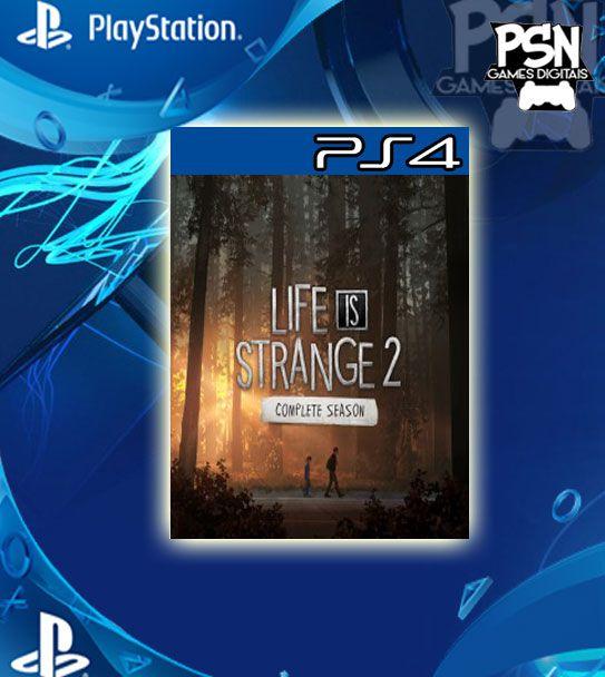 Life Is Strange 2 Complete Season - Psn Ps4 Mídia Digital