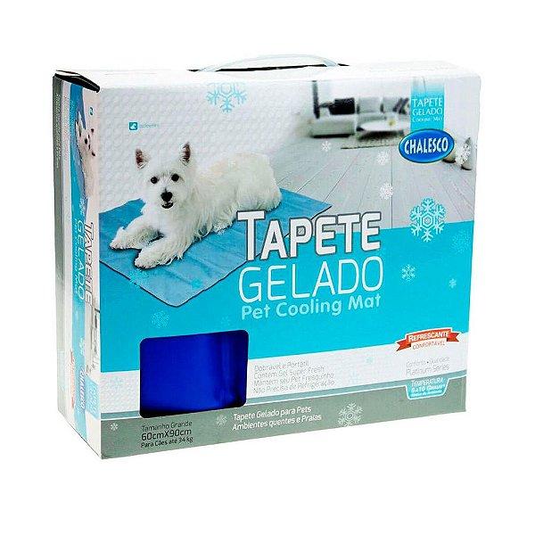 Tapete Gelado Cooling Mat Chalesco 60x90 cm