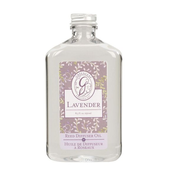 Refil de Óleo Odorizante Difusor Greenleaf Lavender