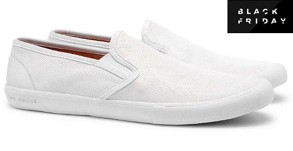 Tenis Freedom Slip Branco