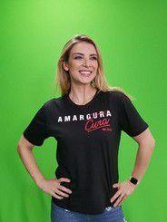 CAMISETA - AMAR CURA ( Hb:12.15) Unissex