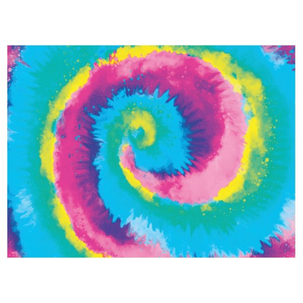 Painel Grande TNT Tie Dye -1,40x1,03cm - Piffer - Rizzo Embalagens
