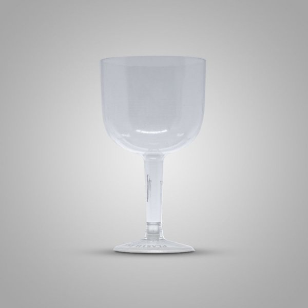 Taça PIT 500 GIN - 04 unidades - Plastilânia - Rizzo