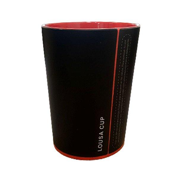 Copo Lousa para Desenhar Vermelho - 01 unidade - Rizzo Embalagens