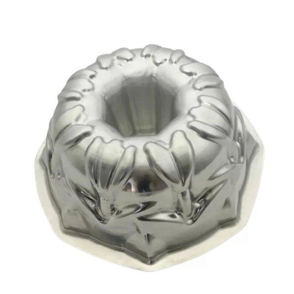 Forma Tulipa Alumínio 1049 - 22 X 9cm - Caparroz - Rizzo Embalagens