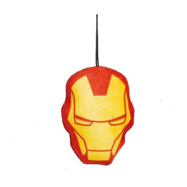 Enfeite para Pendurar Pelúcia Homem de Ferro - 1 Un - Marvel Original - Cromus - Rizzo