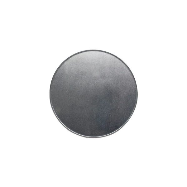 Forma Alumínio Redondo Bolo de Rolo - 20x0,5cm - Goldpan Formas - Rizzo