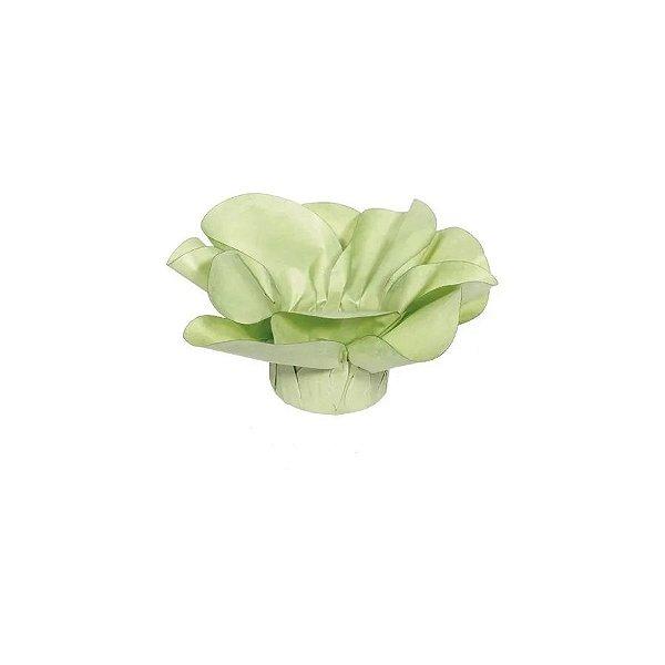 Forminha Flor - Copo de Leite - Pistache Claríssimo - 30 UN - Decora Doces - Rizzo