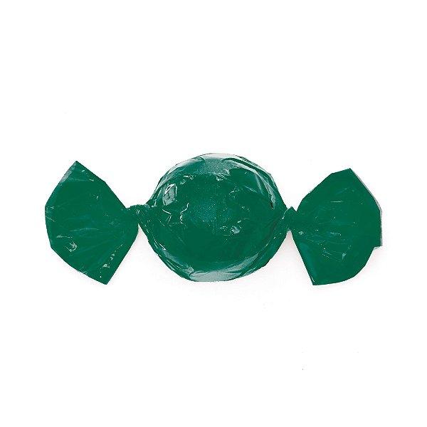 Papel Trufa Verde 15x16cm - 100 unidades - Cromus - Rizzo Embalagens