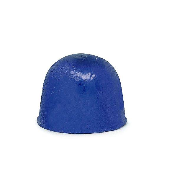 Papel Chumbo 10x9,8cm - Azul Intenso - 300 folhas - Cromus - Rizzo Embalagens