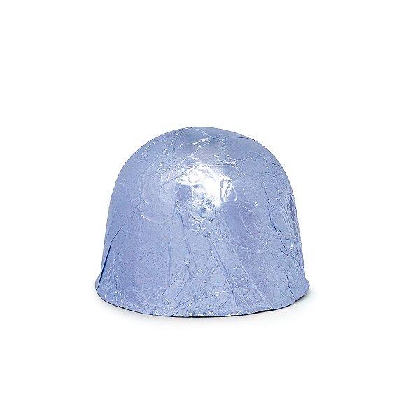 Papel Chumbo 16x15,6cm - Azul Claro - 300 folhas - Cromus - Rizzo Embalagens