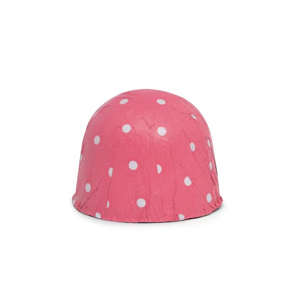 Papel Chumbo 16x15,6cm - Poá Pink - 300 folhas - Cromus - Rizzo Embalagens