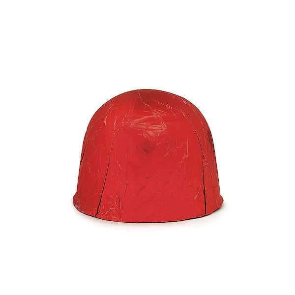 Papel Chumbo 10x9,7cm - Fosco Vermelho - 300 folhas - Cromus - Rizzo Embalagens