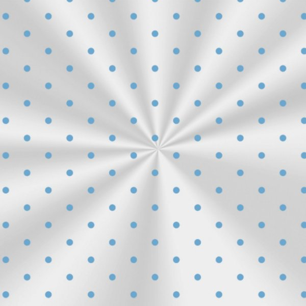 Saco Decorado Poá Azul - 10x14cm - 100 unidades - Cromus - Rizzo Embalagens