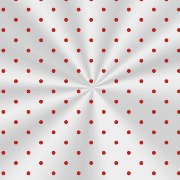 Saco Decorado Poá Vermelho - 20x29cm - 100 unidades - Cromus - Rizzo Embalagens