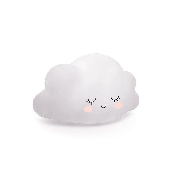 Mini Luminária Nuvem Branca Festa Pedacinho Do Céu - Cromus - Rizzo Festas