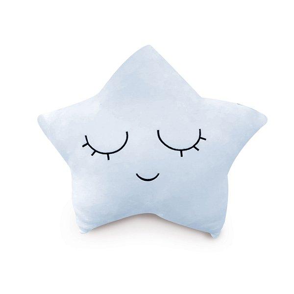 Almofada Estrela Azul Festa Pedacinho Do Céu - Cromus - Rizzo Festas