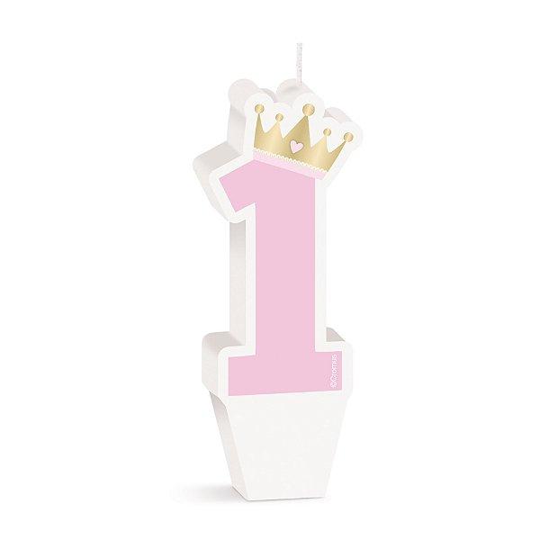 Vela 1º Aninho Festa Reinado da Princesa - Cromus - Rizzo Festas