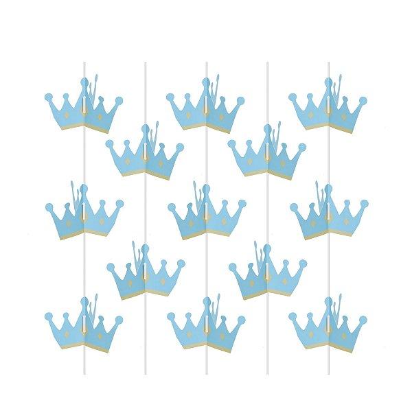Cortina Decorativa Festa Reinado do Príncipe - 4 unidades - Cromus - Rizzo Festas
