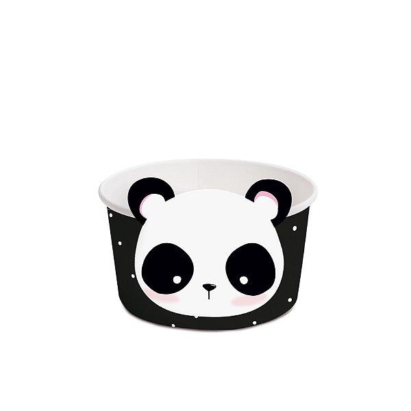 Copinho p  Doces Festa Panda - 8 unidades - Cromus - Rizzo Festas