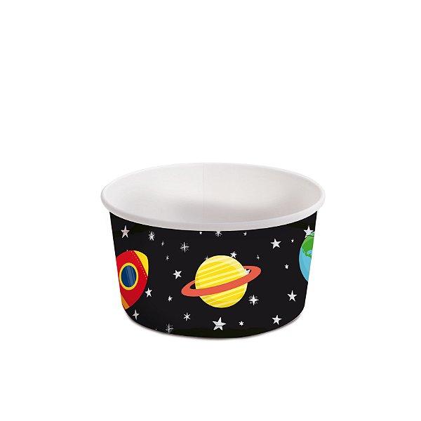 Copinho p  Doces Festa Astronauta - 8 unidades - Cromus - Rizzo Festas
