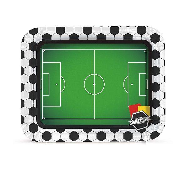 Bandeja Laminada Festa Futebol - Cromus - Rizzo Festas