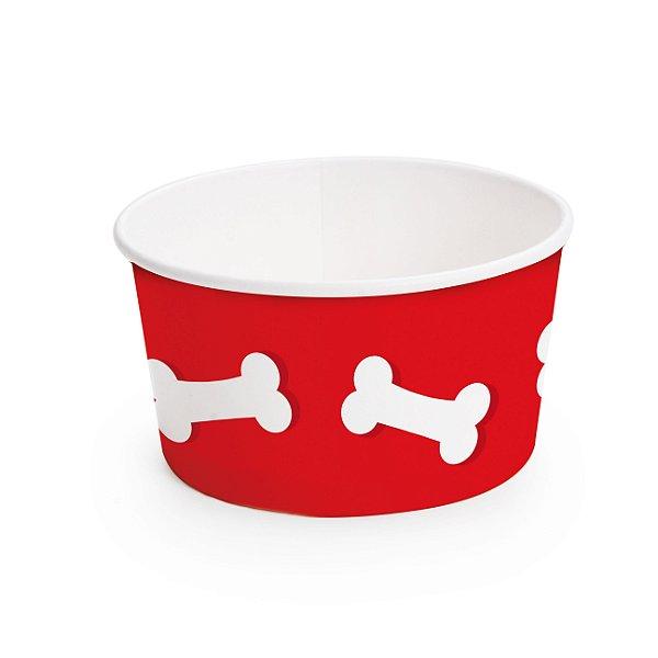 Copinho Bowl Festa Cachorrinhos - 8 unidades - Cromus - Rizzo Festas