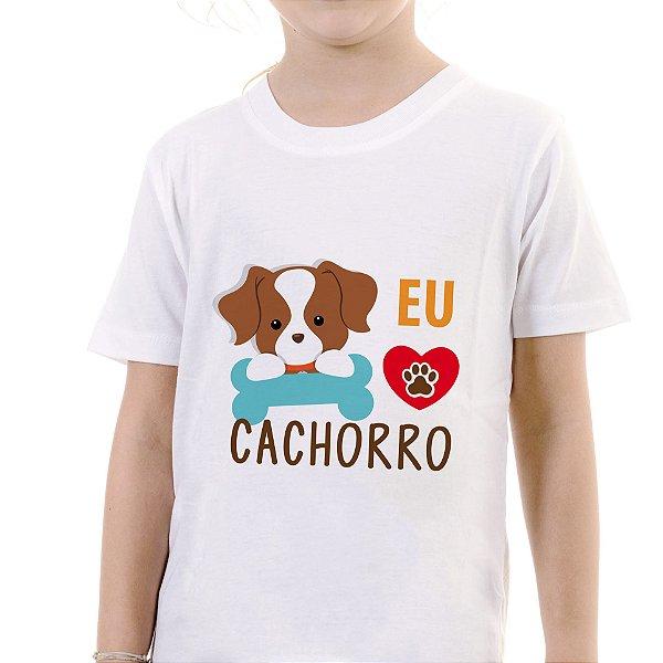 Transfer para Camiseta Festa Cachorrinhos - Cromus - Rizzo Festas