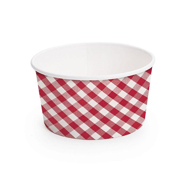 Potinho Bowl Festa Churrasco 180ml - 8 unidades - Cromus - Rizzo Festas