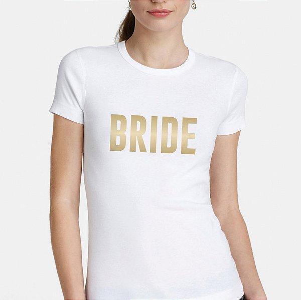 Transfer para Camiseta Festa Despedida de Solteira Bride - Cromus - Rizzo Festas