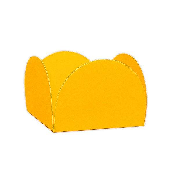 Forminhas para Doces 4 Pétalas Ouro 50 unidades NC Toys Rizzo Embalagens