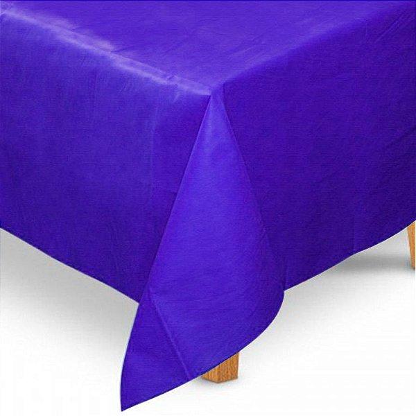 Toalha de Mesa Quadrada em TNT (80cm x 80cm) Roxa 5 unidades - Best Fest - Rizzoembalagens
