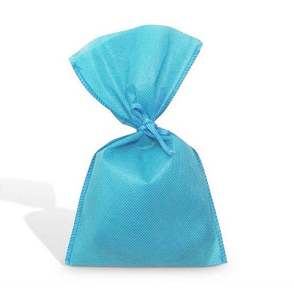 Saco em TNT (20cm x 30cm) Azul Claro 10 unidades - Best Fest - Rizzoembalagens