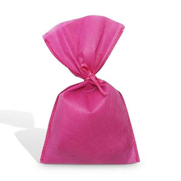 Saco em TNT (20cm x 30cm) Rosa Pink 10 unidades - Best Fest - Rizzoembalagens