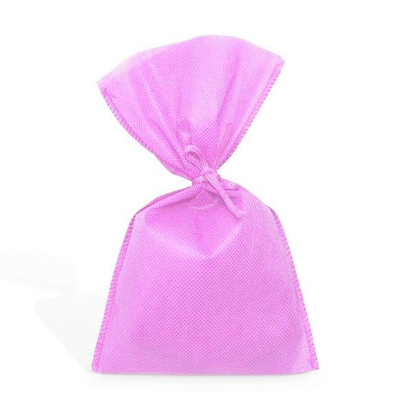 Saco em TNT (20cm x 30cm) Rosa Claro 10 unidades - Best Fest - Rizzoembalagens