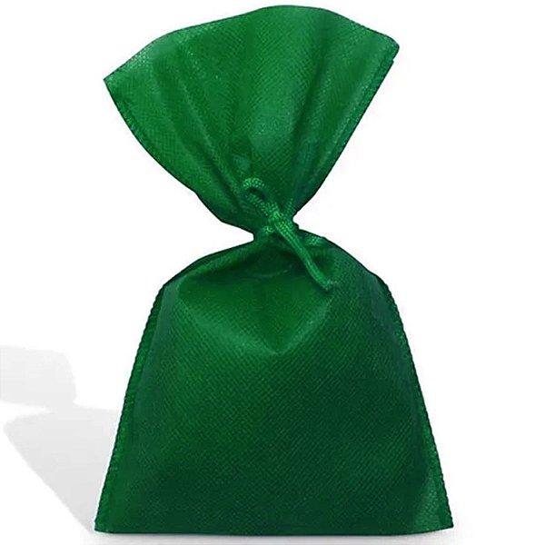 Saco em TNT (45cm x 60cm) Verde Bandeira - Best Fest - Rizzoembalagens